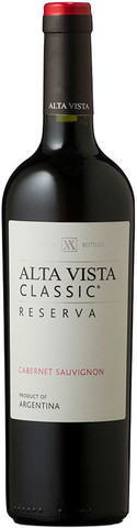 Вино Alta Vista,