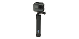 Монопод-штатив GoPro 3-Way Mount - Grip/Arm/Tripod (AFAEM-001) сложен с камерой