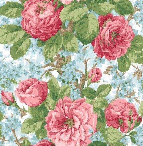 Обои KT Exclusive English Rose EN10102, интернет магазин Волео