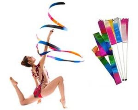 Купить ленты для художественной гимнастики