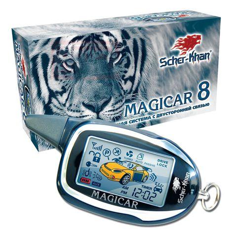Автомобильная сигнализация Scher Khan MAGICAR 8