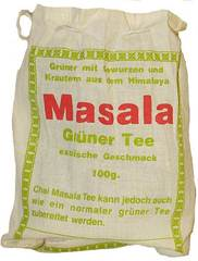 Чай Masala Green