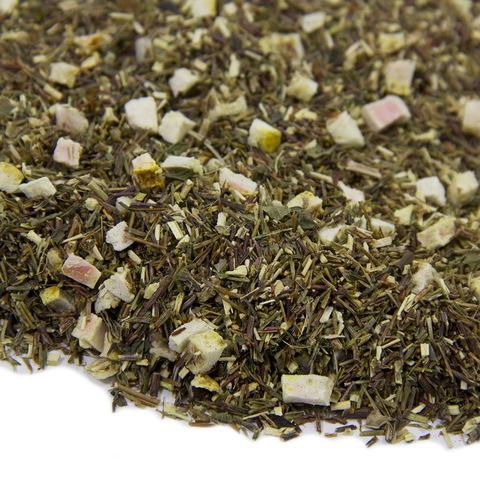 Ройбос - Ройбос зеленый с лимоном и мятой, 50 гр