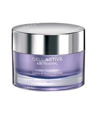 Крем ночной возраст-контроль (Bruno Vassari   Cell Active   Lineless Night Cream), 50 мл
