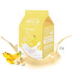 Тканевая маска A'Pieu с экстрактом банана Banana Milk One-Pack