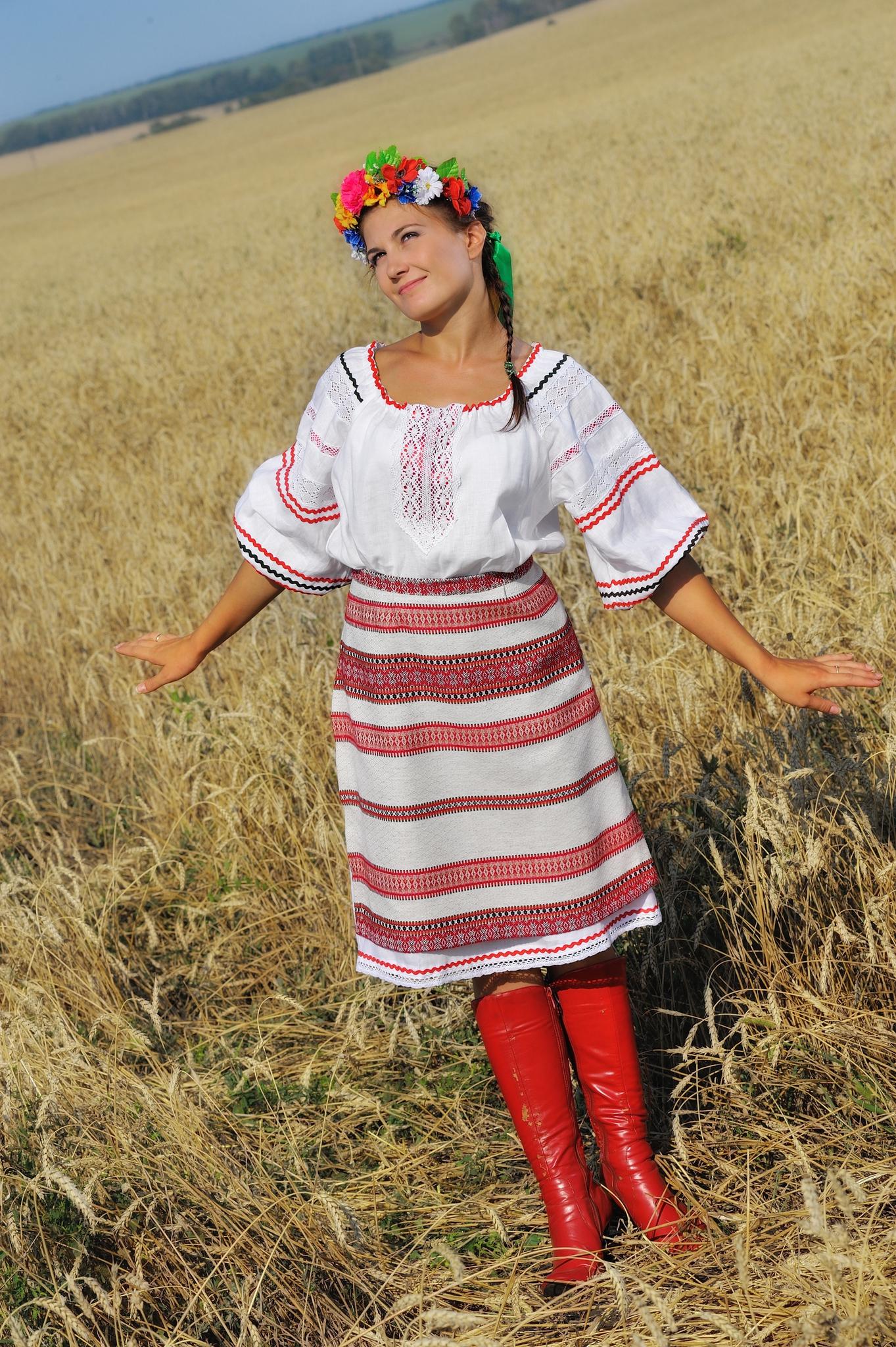 Костюм Девчиночка для танцев