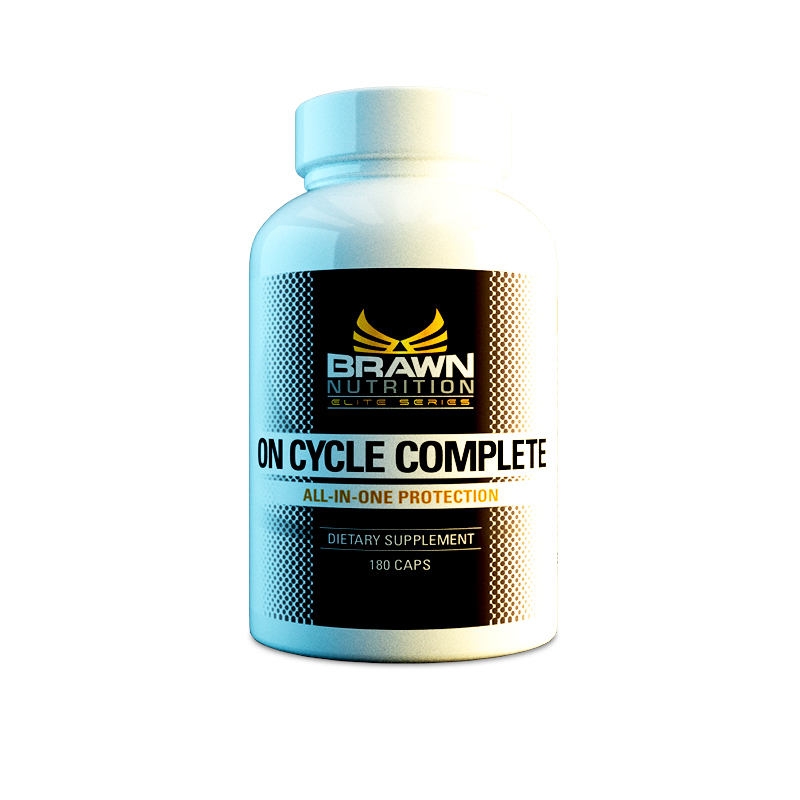 Brawn Nutrition On Cycle Complete