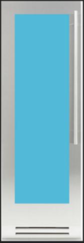 Холодильник для шуб Fhiaba KS5990FW 3 (левая навеска)