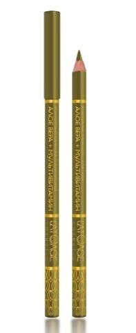 l`atuage Контурный карандаш для глаз №19 (оливковый)