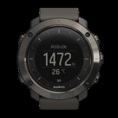 Умные наручные часы Suunto Traverse Graphite SS022226000