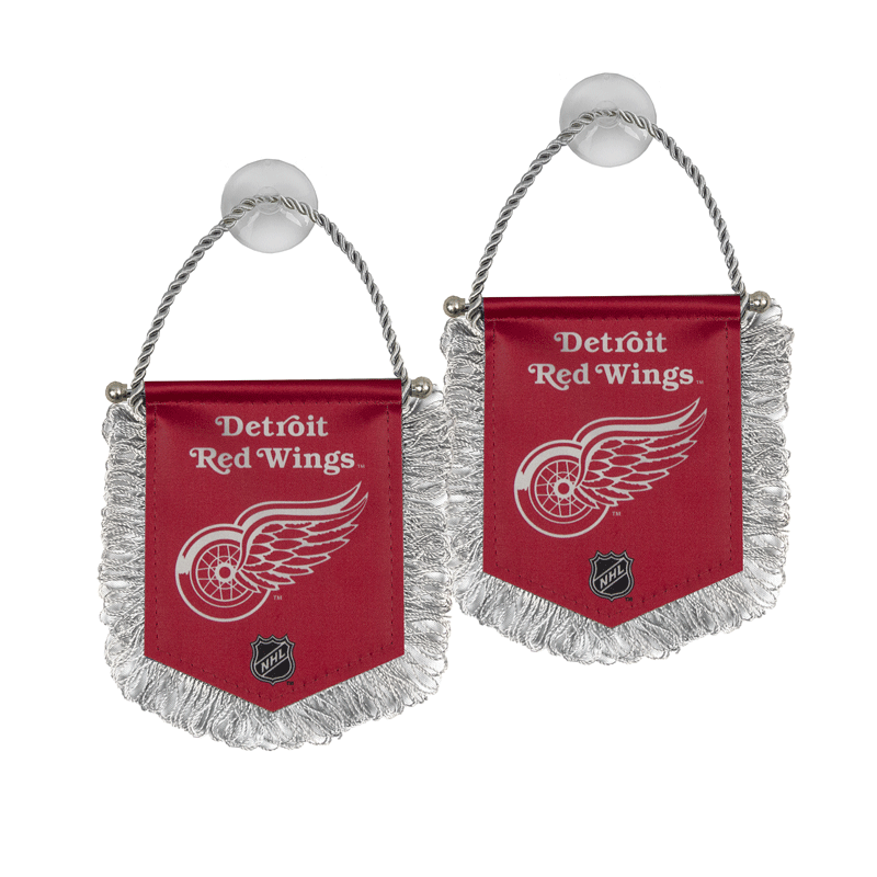 Вымпел NHL Detroit Red Wings