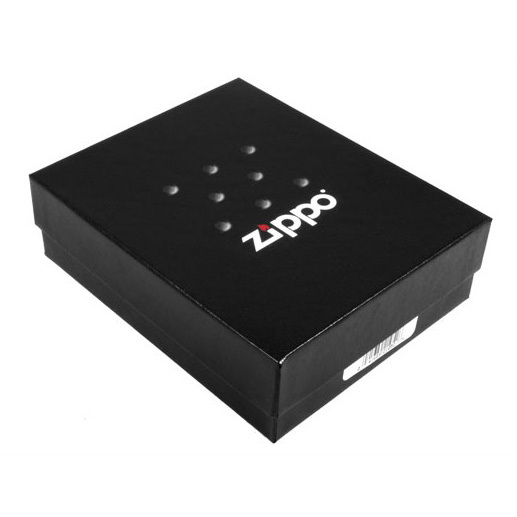 Зажигалка Zippo №218 ZIPPO logo