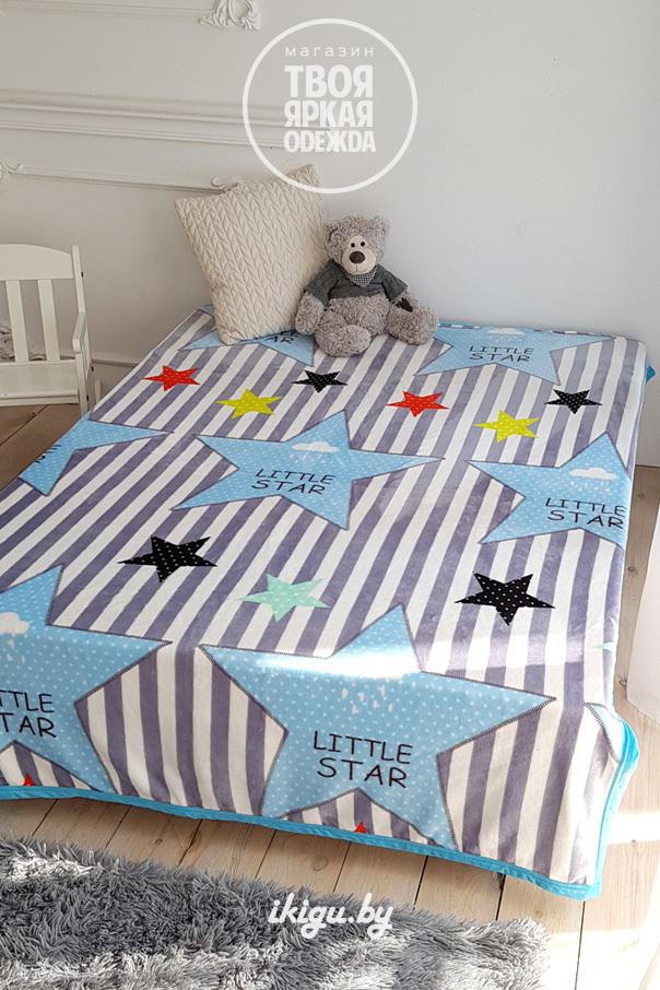 "Мягкие игрушки и подушки Плед ""Little Star"" STAR.jpg"