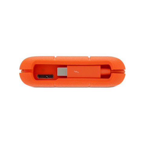 Внешний жесткий диск - LaCie Rugged Thunderbolt V2 2TB External Hard Drive