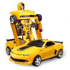 Радиоуправляемый робот-трансформер Robone TT661 Bumblebee