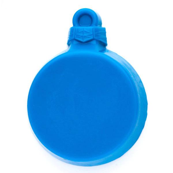 Пластиковая форма для мыла Шар плоский