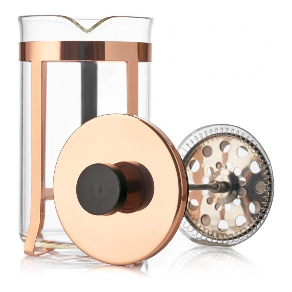 Френч-пресс Walmer George (0,6 литра), розовое золото