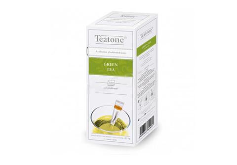 Чай зеленый Teatone, 15шт