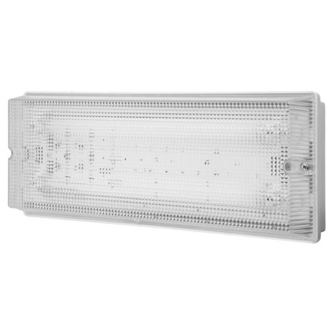 Люминесцентный аварийный светильник 2*8/18/24/36 W IP65 EMX Awex