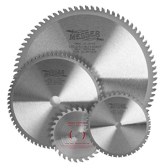 "ТСТ диск для нержавеющей стали ""MESSER"" 230х1,8х25,4 мм арт. 10-40-234"