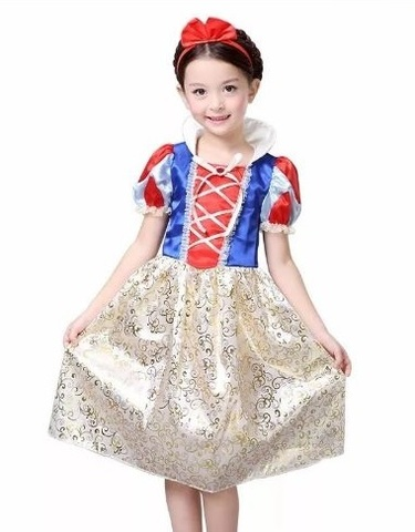 Белоснежка детское платье