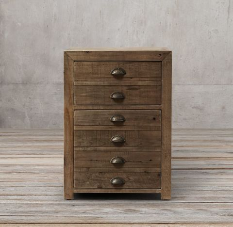 Printmaker's 2-Drawer File Cabinet