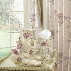 Стакан для зубной пасты Croscill Living Flower Blossom