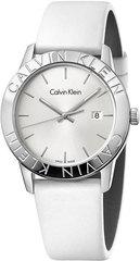 Женские швейцарские часы Calvin Klein K7Q211L6