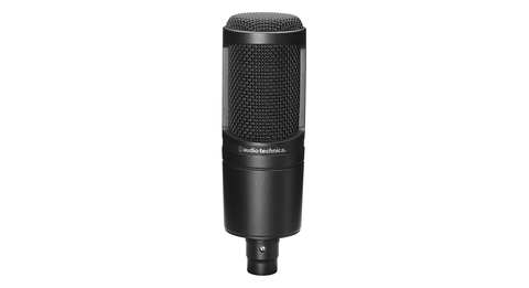 Audio-Technica  AT2020 Студийный конденсаторный микрофон