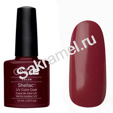 CND-Shellac Dark Lava 7,3ml