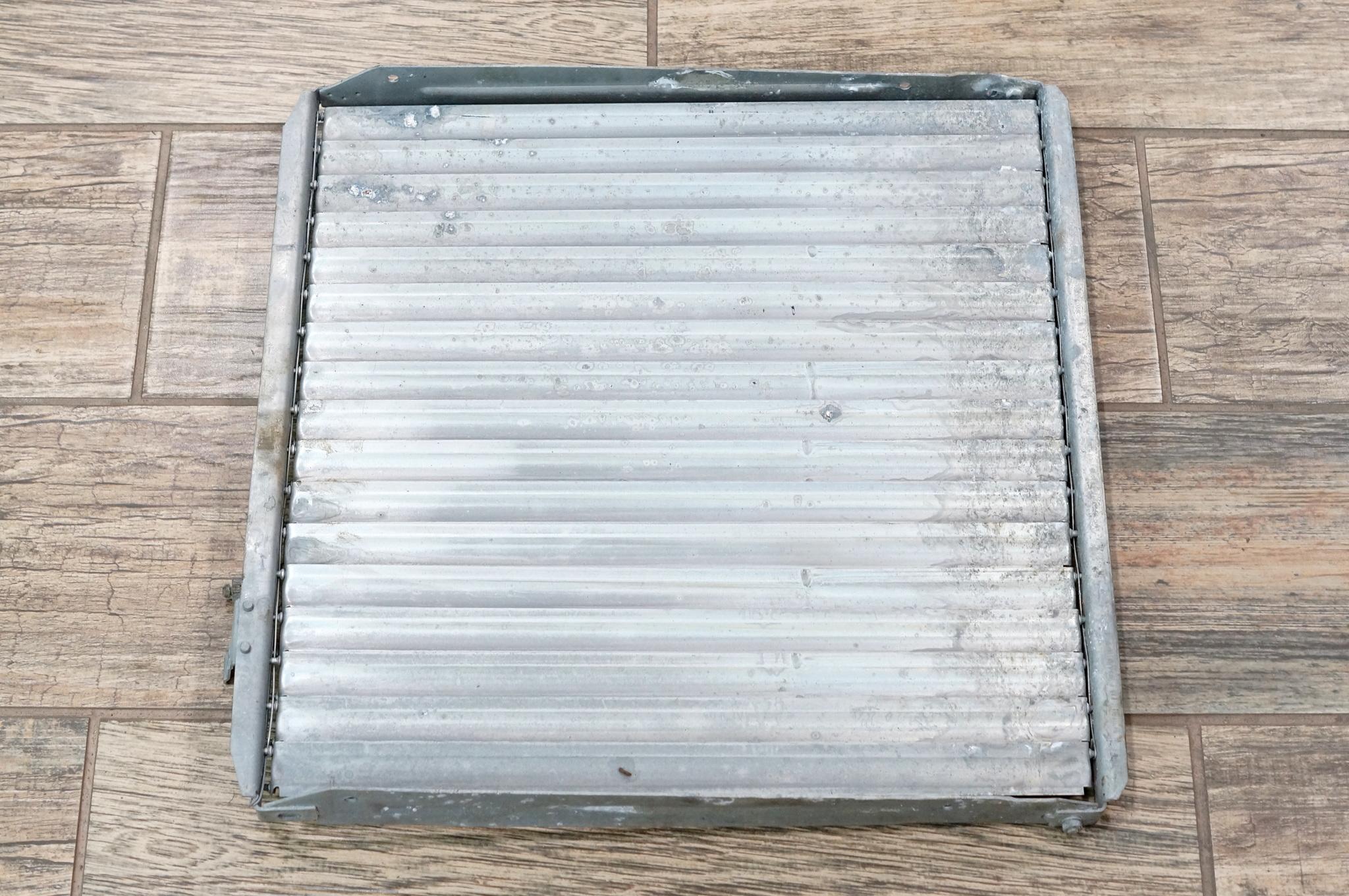 Жалюзи радиатора Газ 21 Волга