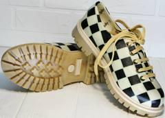 Туфли на толстой подошве женские Goby TMK6506