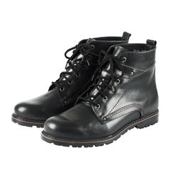 515483  ботинки мужские больших размеров марки Делфино