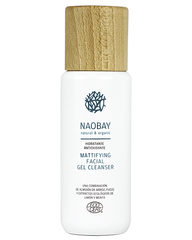 Матирующий гель для очищения кожи, Naobay