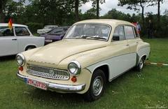 Wartburg 312 1:43 DeAgostini Auto Legends USSR #172