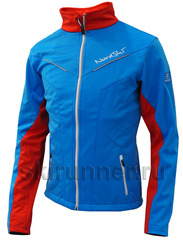 Утеплённая лыжная куртка Nordski National 2018