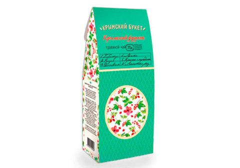 Травяной чай крымский фрукт