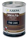 Эмаль ПФ-266 Лакра