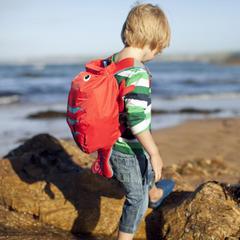 детский рюкзак для бассейна Trunki Лобстер Пинч