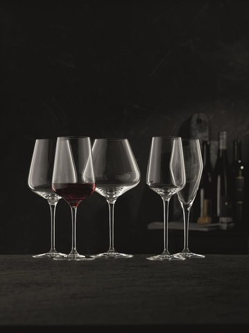 ViNova Champagne Glass Set 4
