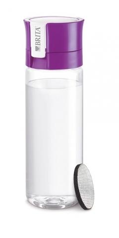 Фильтр-бутылка BRITA Fill&Go Vital, Фиолетовая 0,6л