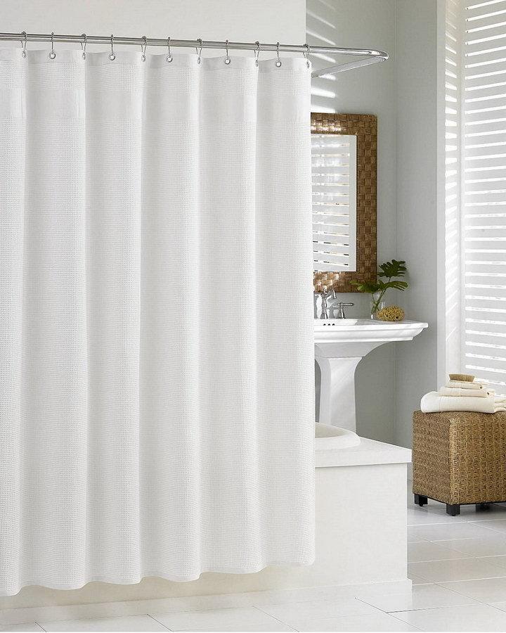 Шторка для ванной 183х183 Kassatex Waffle White