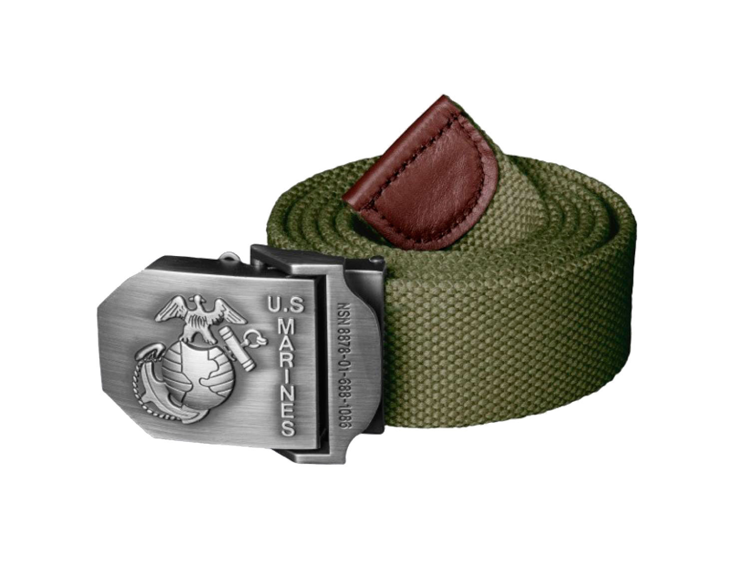 Ремень Helikon Marines Belt (зеленый)