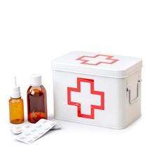 бокс для лекарств first-aid