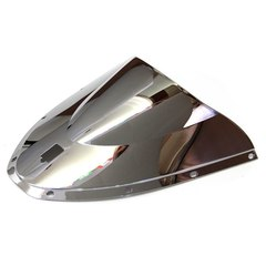 Ветровое стекло для мотоцикла Ducati 999 DoubleBubble Хром