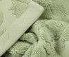 Набор полотенец 3 шт Luxberry New England английский зеленый