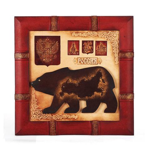 Панно «Медведь»