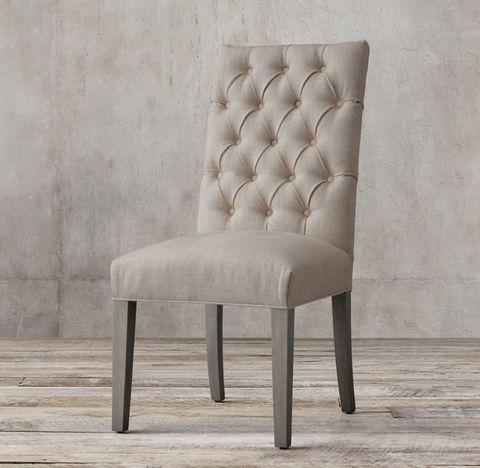 Bennett Parsons Fabric Side Chair