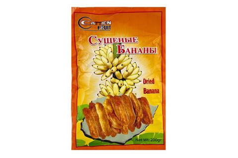 Бананы сушеные, 200 гр
