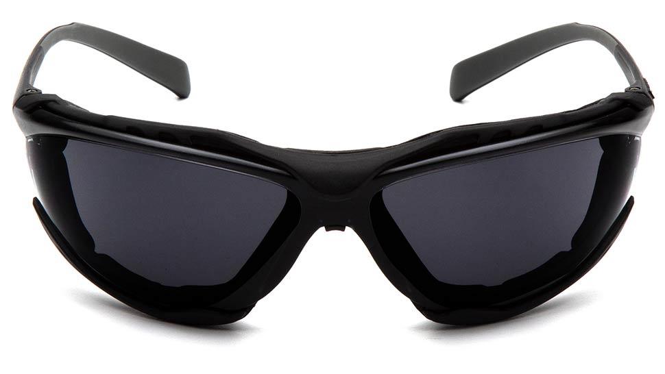 Очки баллистические стрелковые Pyramex Proximity SB9323ST Anti-fog темно-серые 7%
